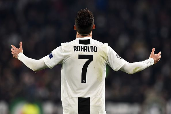 Cristiano Ronaldo Pemain Greatest of All Time Di Liga Top Eropa